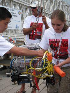 Girl Robotics Competition